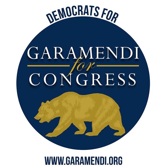 Democrats for Garamendi