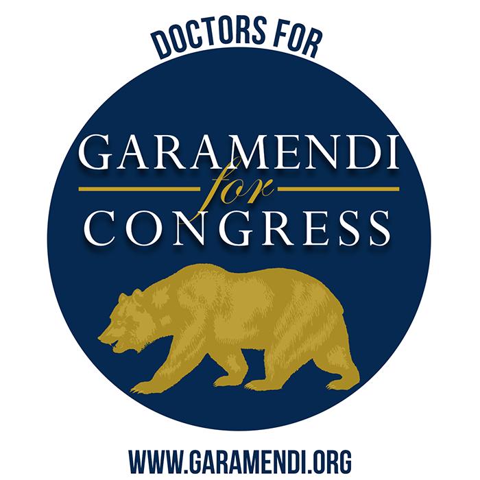 Doctors for Garamendi