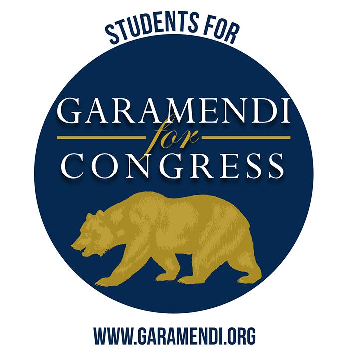 Students for Garamendi