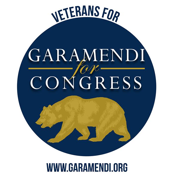 Veterans for Garamendi